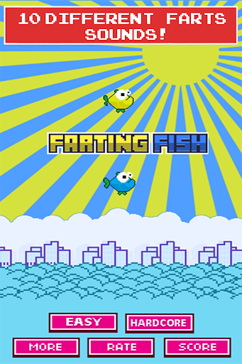Farting Fish