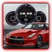 Nissan GTR HD Live Wallpapers