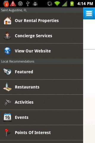 Coastal Property Management - screenshot