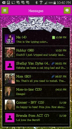 GO SMS THEME - SCS365