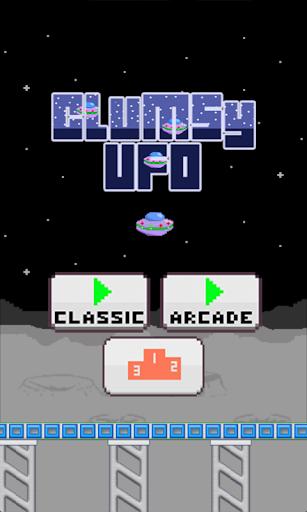 Clumsy Ufo