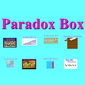 Box with paradoxes