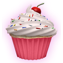 Zero Calorie Cupcake logo