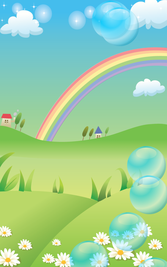 Baby Bubble Pop - screenshot