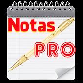 Bloco de Notas Note Pad Pro