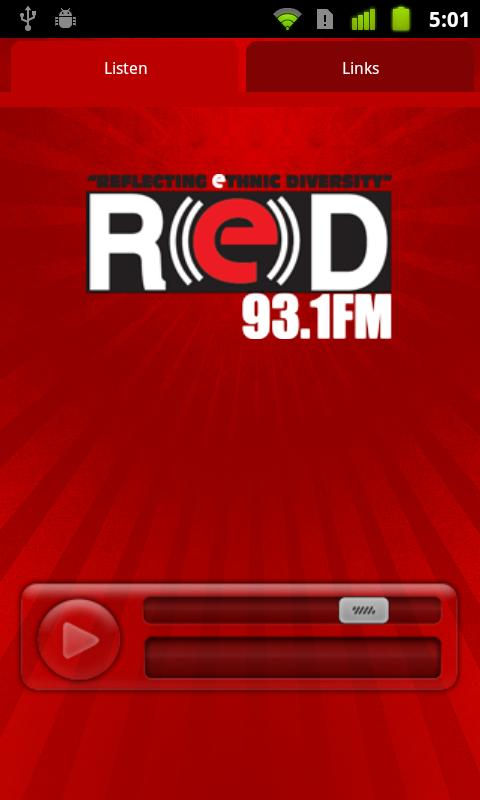 RED 93.1 FM - Vancouver - screenshot