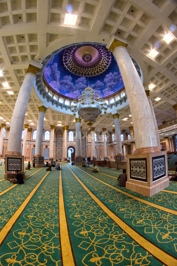 Masjid Kubah Emas by Dedi Wahyudi - Buildings & Architecture Other Interior