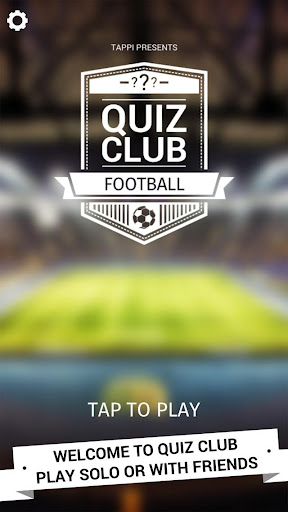 Quiz Club - Football