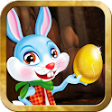 Easter Bunny - Eggs Match icon