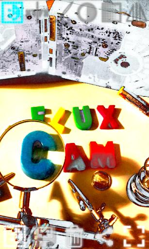 フラックスカム - エフェクトカメラ