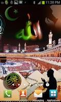 Screenshot of ALLAH Makkah HQ Live Wallpaper