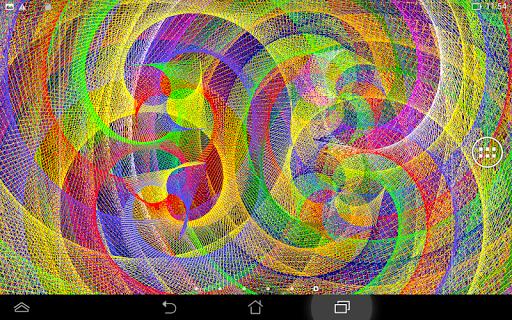 cc Polygon Wallpaper: LWP FREE