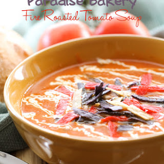 Copy-Cat Paradise Bakery Fire Roasted Tomato Soup