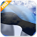 3D Estonia Flag Live Wallpaper icon