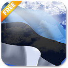 3D Estonia Flag Live Wallpaper icon