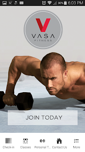 Vasa Fitness - screenshot thumbnail