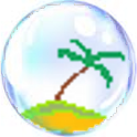 Adventure in the Caribbean logo