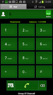 Zemplus Dialer - screenshot thumbnail