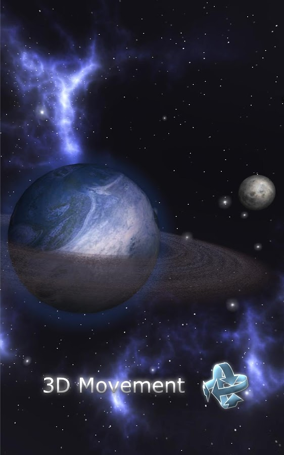 GyroSpace 3D Free - screenshot