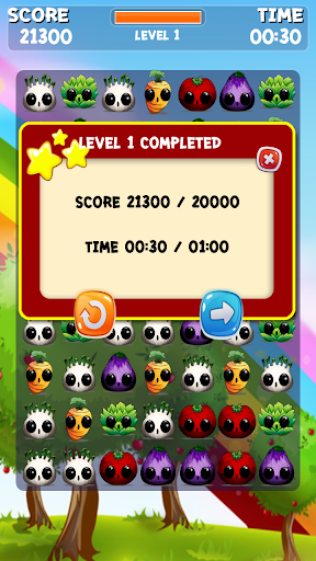 Farm Crush Match 3 Games