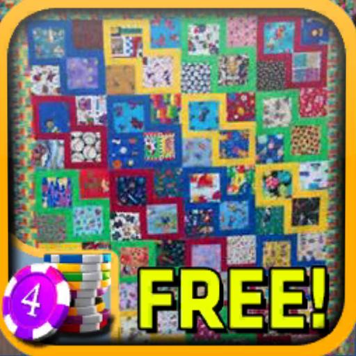 3D Quilt Slots - Free LOGO-APP點子