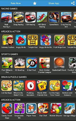Top Games Free Market