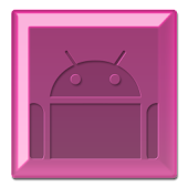 Hot Pink Pearl - Icon Pack