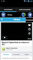 Screenshot of Video Music
