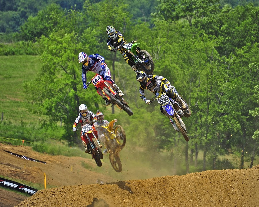 Big Air by Jeff Via Sr. - Sports & Fitness Motorsports ( motorcycles, motocross, motorbike, motorcycle, motorsport,  )