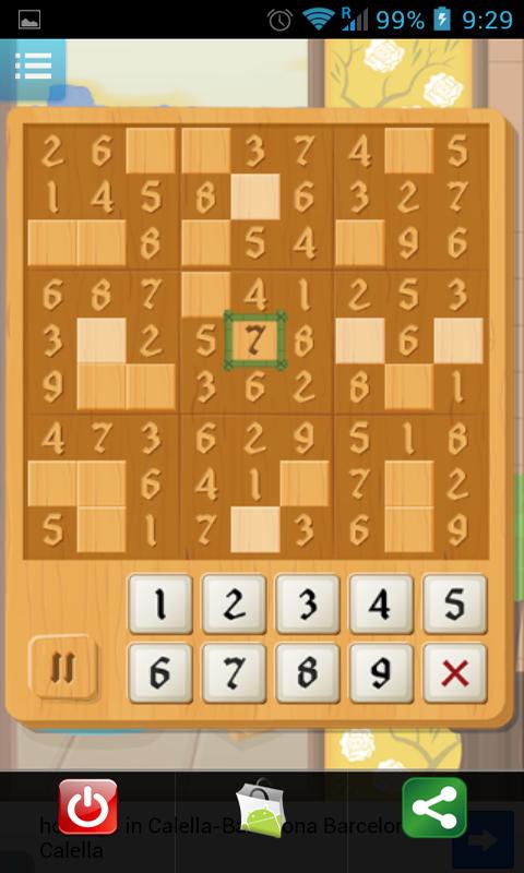 Samurai (Touch Sudoku)- screenshot
