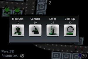 Screenshot of Tower Raiders BLACK (G1/Eris)