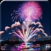 Fireworks Live Wallpaper PRO