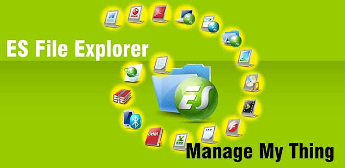 ES File Explorer File Manager 1.6.2.2 apk