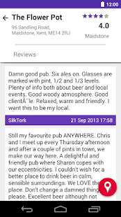 PintBite - Find UK Pubs- screenshot thumbnail