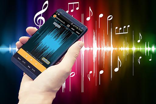 MP3 Cutter Ringtone Editor