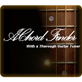 A Chord Finder, Guitar & Piano