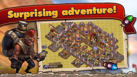 Clash of Heroes Screenshot 1