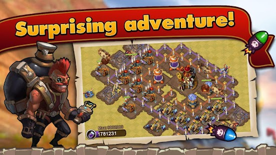 Clash of Heroes Screenshot 1