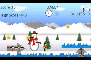 Screenshot of Super Runner Boy( Lite )