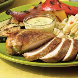 Honey Mustard Grilled Chicken.