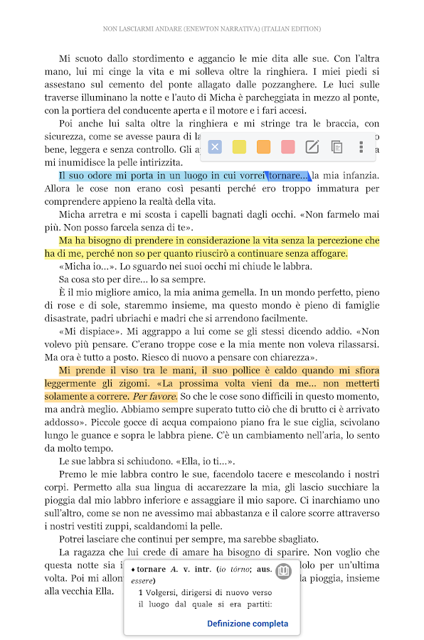 Kindle- screenshot