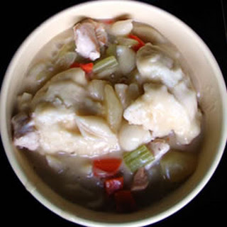 Maria's Chicken and Dumplings