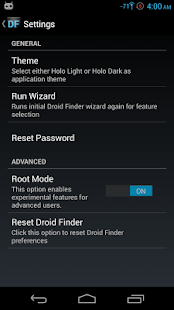 Droid Finder - screenshot thumbnail