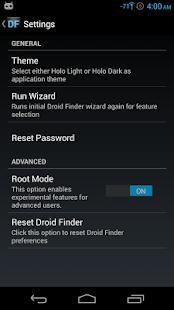 Droid Finder - screenshot thumbnail