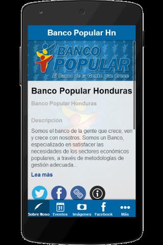 Banco Popular Honduras