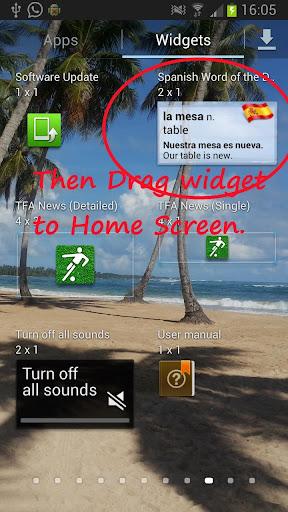 玩教育App|的日子西班牙語單詞免費|APP試玩