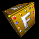 Pandora's Box – F Monogram logo