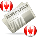 Canada Newspapers icon