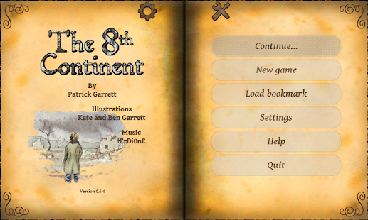The Eighth Continent (Free)- screenshot thumbnail