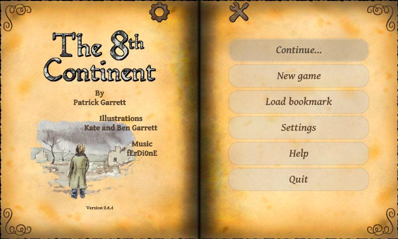 The Eighth Continent (Free)- screenshot
